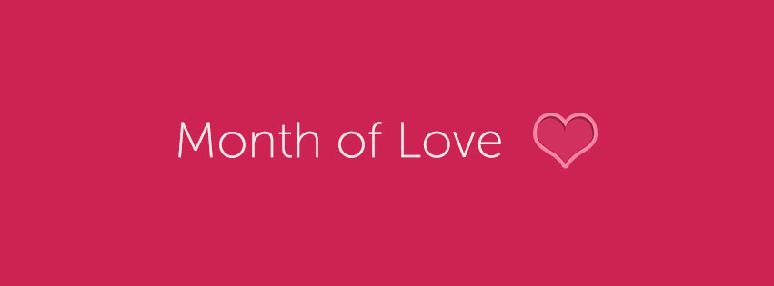 month of love, love in different languages, romance in different languages