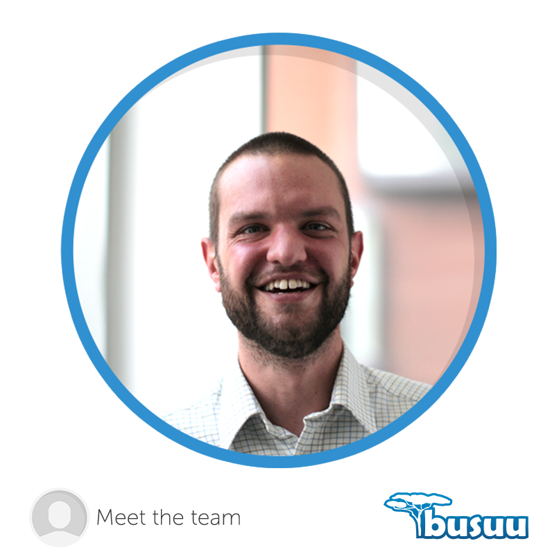 meet the team, busuu team, working with languages, learn a language