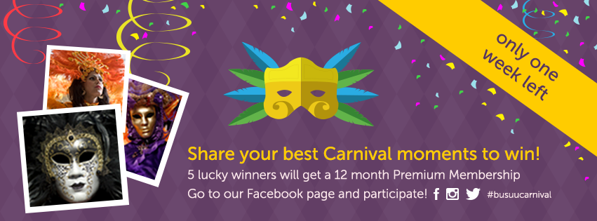 Carnival, photo competition, party, celebration