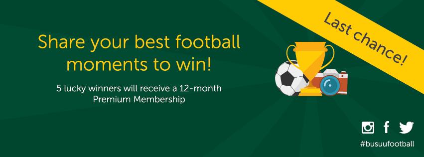 football photo competition, photos, win, Premium Membership