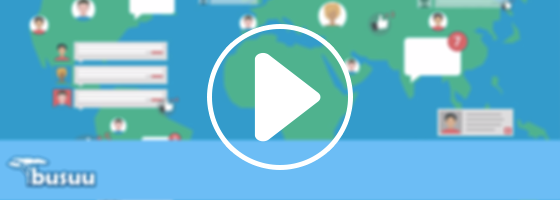 busuu video, new content, learn languages online