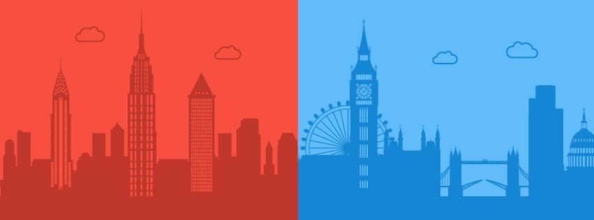 Saiba tudo sobre estes dois tipos de inglês e qual a razão dessas diferenças.
