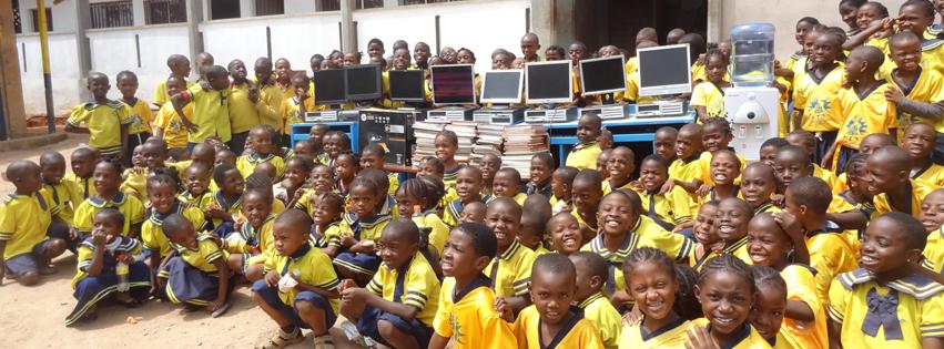 busuu apoia CAPEC, escola dos Camarões.