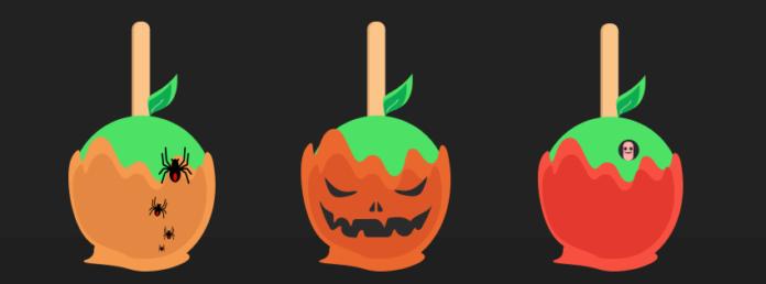 comida tipica de halloween