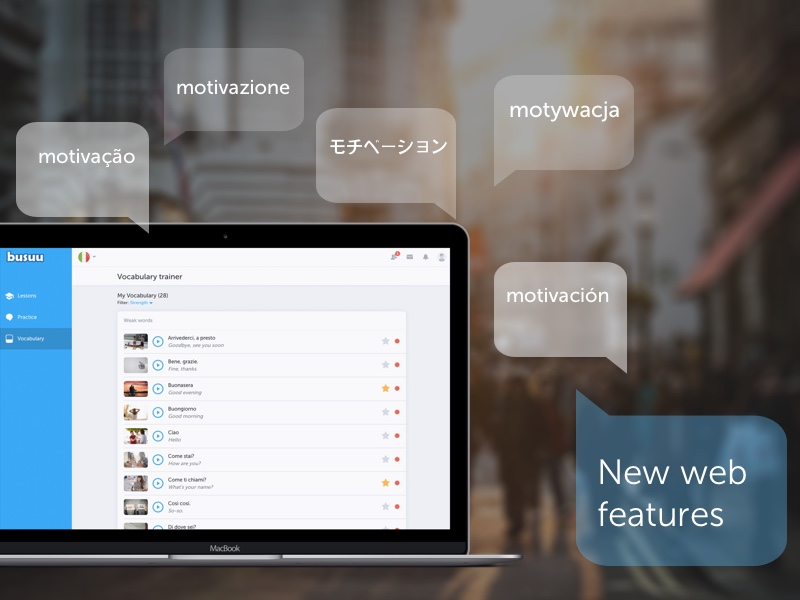 new web features