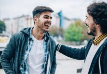 Get English conversation practice with Busuu's 'Conversation' feature