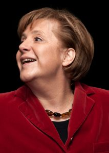 multilingual women - angela-merkel- busuu blog