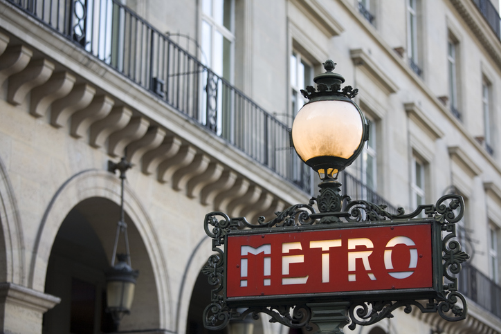 metro - french words in english