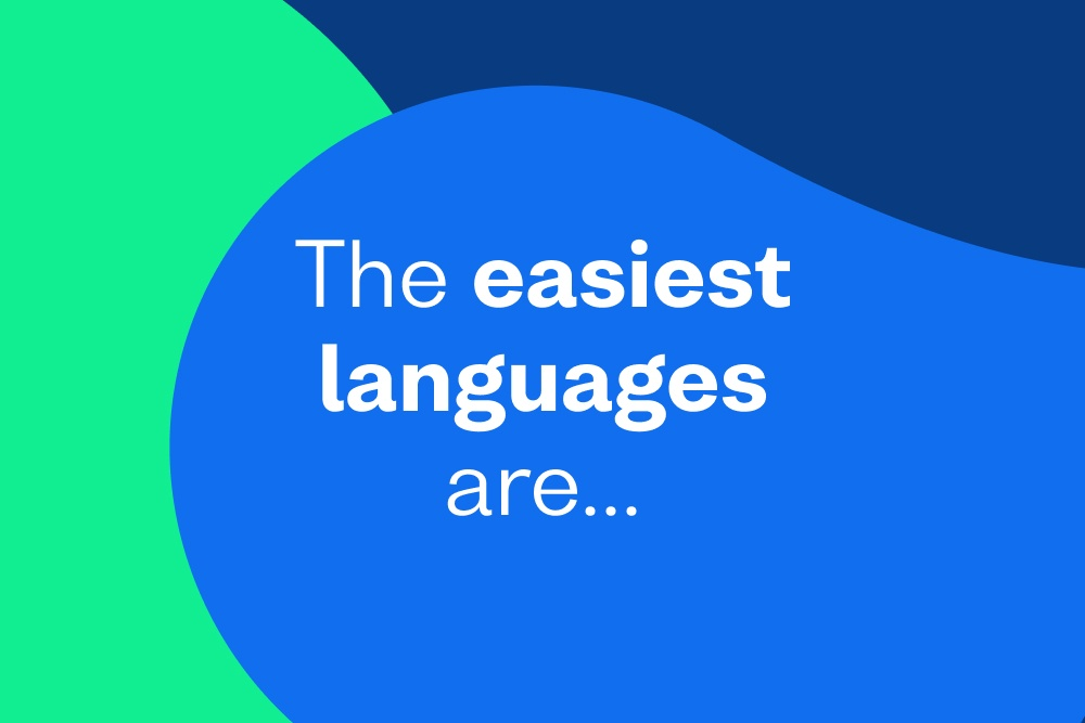 English Speakers, Listen Up: Here Are the 5 Easiest Languages to Learn