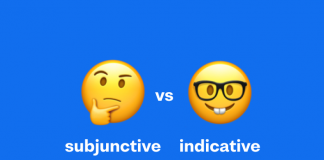 busuu blog - subjunctive indicative vs imperative feature image