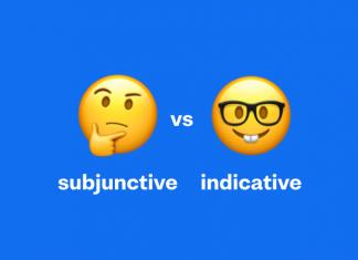 busuu blog - subjunctive indicative vs imperative feature image