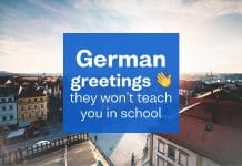 german greetings they won't teach you in school - header image