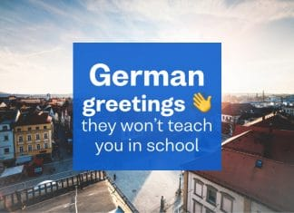 german greetings they won't teach you in school - header image