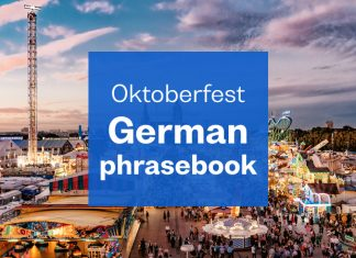 Get ready for Oktoberfest 2019 with Busuu's specialised German phrasebook