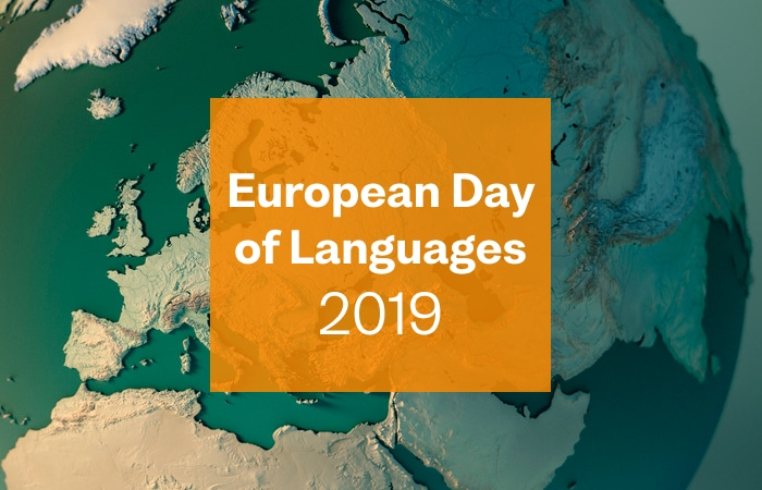 european day of languages 2019